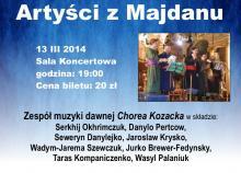 Artyści z Majdanu w Jeleniej Górze