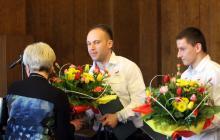 Radni podziękowali olimpijczykom