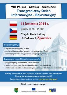 VIII edycja Polsko-Czesko-Niemieckiego Dnia Informacyjno-Rekrutacyjnego