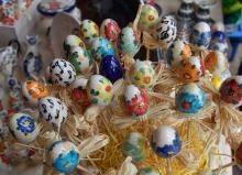 W Łomnicy Kiermasz Wielkanocny