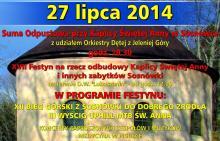 Festyn na rzecz Kaplicy św. Anny w Sosnówce