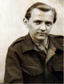 Wacław Sławiński - zdjęcie z czasów powstania