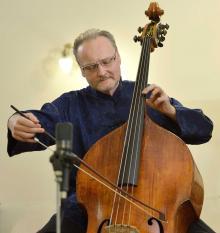 Wspólnie z naszymi filharmonikami wystąpi znakomity czeski kontrabasista Miloslav Jelinek
