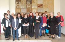 Artyści tkacze w Muzeum Karkonoskim