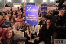 Schetyna popiera Zawiłę