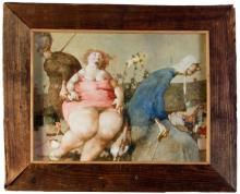 Obrazy Dudy-Gracza w Muzeum Karkonoskim