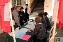 W Jeleniej Górze do godziny 17.30 głosowało trzech na dziesięciu