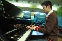 Pierwszy etap konkursu sukcesem zakończył m.in. Xiaozhen Yu z Chin.