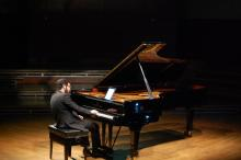 Recital fortepianowy na finał