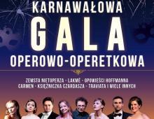 Gala Operowo-Operetkowa w JCK – rozdajemy zaproszenia!