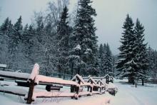 Śnieg i lód na szlakach