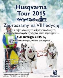 Psie wyścigi w Jakuszycach