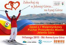 Walentynki na nartach