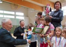 Przedszkolaki z MP nr 13 zwyciężyli w Jeleniej Górze, a w finale dolnośląskim zajęli drugie miejsce.
