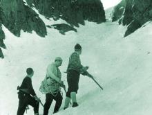 Archiwalia o wyprawach w wysokie góry