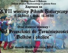 Ciekawy program Dni Dziedzictwa na zamku Bolków