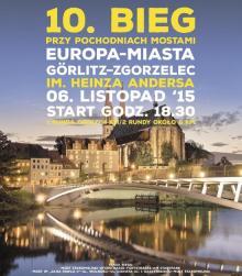 10. Bieg przy Pochodniach Mostami Europa-Miasta