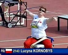 Życiowy rekord Lucyny w MŚ