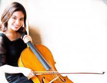 Jedną z solistek, które wystąpią tego wieczoru będzie wiolonczelistka z Tajlandii - Tapalin Charoensook