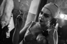 """Po pokazie """"Nocy Walpurgi"""" z publicznością spotka się aktorka - Małgorzata Zajączkowska."""