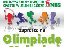 Olimpiada malucha – organizatorzy zapraszają kibiców