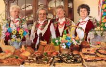 Kiermasz Wielkanocny w Łomnicy