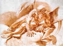 Giovanni Battista Pittoni (1687-1767) - Chronos