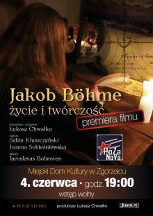 Premiera filmu o Jakobie Boehme