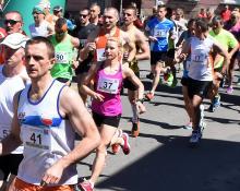 Rekordowy półmaraton z atrakcjami