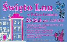 Święto Lnu  w Pałacu Łomnica