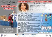 Kryształowy weekend w Piechowicach