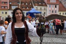 Podróż w czasie na Jarmarku Średniowiecznym we Wleniu