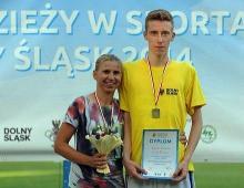 Brązowe podium Wojtka Karabana