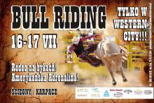 Rodeo na bykach w Western City