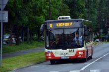 Autobusy MZK bardziej przyjazne rowerzystom