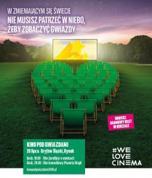 Kino pod Gwiazdami w Gryfowie Ślaskim i Kamiennej Górze