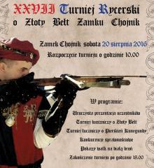 XXVII Turniej Rycerski o Złoty Bełt na Chojniku