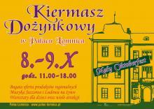 Kiermasz Dożynkowy w Pałacu Łomnica