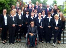 Podczas jubileuszowego koncertu w  filharmonii Chór Ekumeniczny z Karpacza wystąpi pod dyrekcją Bernarda Stankiewcza.