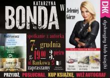Królowa polskiego kryminału w Książnicy Karkonoskiej