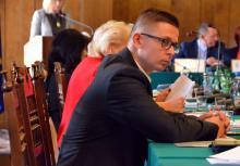 Konrad Sikora został szefem nowego klubu radnych - niezależnych