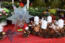 Jeleniogórski jarmark ze świątecznymi cudeńkami