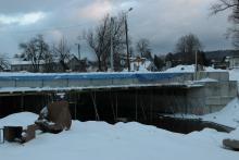Most będzie gotowy w maju