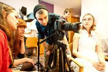 Warsztaty filmowe dla młodych twórców