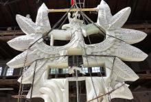 Zdjęcia udostępnił Społeczny Komitet Budowy Pomnika Pamięci Ofiar Męczeństwa i Ludobójstwa Kresowian.