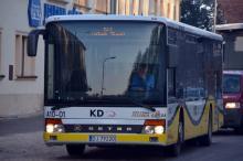 Kolej zawiezie...autobusem do Karpacza
