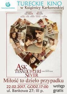Tureckie Kino w Książnicy Karkonoskiej