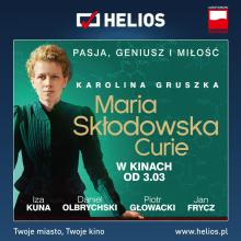 """Maria Skłodowska-Curie"" na ekranach kin"