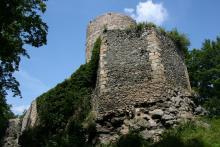 Można zwiedzać zamek Lenno
