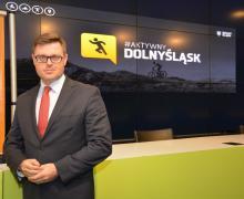 Jerzy MIchalak z zarządu województwa; fot.: UM